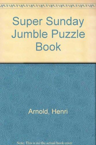 9780941263412: Super Sunday Jumble Puzzle Book