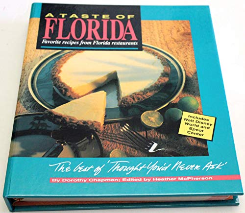9780941263795: A taste of Florida: The best of