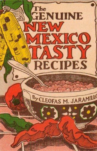 9780941270076: Genuine New Mexico Tasty Recipes
