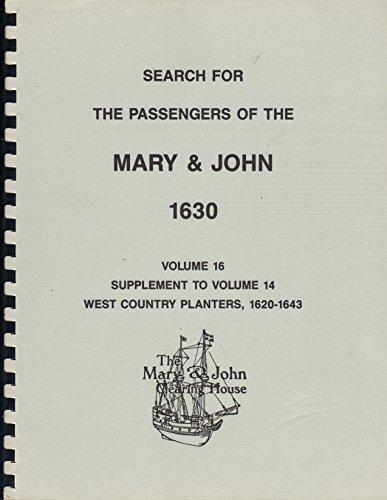 Search for the Passengers of the Mary: Spear, Burton W.