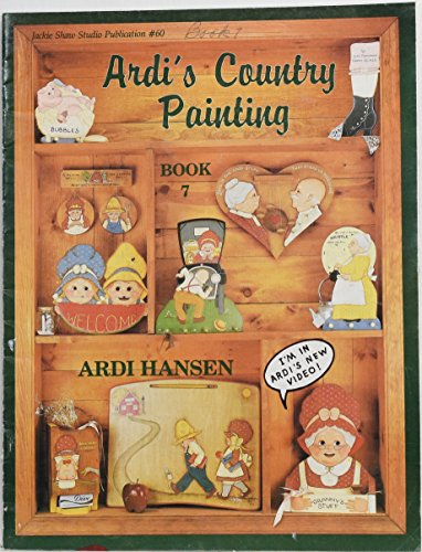 Ardi's Country Painting (0941284603) by Hansen, Ardi