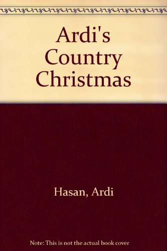 Ardi's country Christmas (0941284808) by Hansen, Ardi