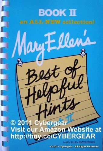 9780941298001: Mary Ellen's Best of Helpful Hints