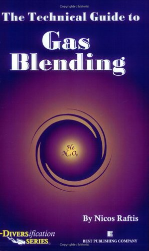 9780941332842: The Technical Guide to Gas Blending
