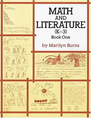 9780941355070: MATH AND LITERATURE (K-3): BOOK ONE