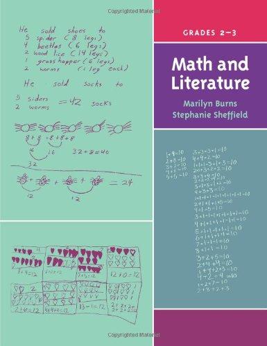 9780941355674: Math and Literature, Grades 2-3