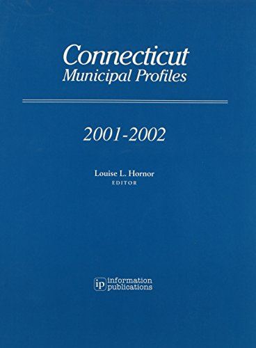 Connecticut Municipal Profiles: Information Publications