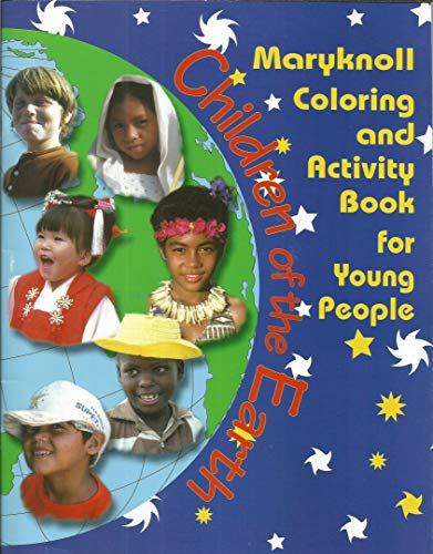 9780941395106: Children of the Earth: Maryknoll Coloring and Activity Book