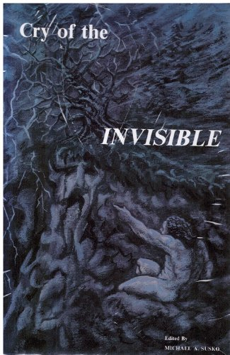 9780941401050: Cry of the Invisible: Writings from the Homeless and Survivors of Psychiatric Hospitals