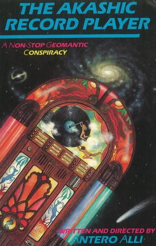 9780941404914: The Akashic Record Player: A Non-Stop Geomantic Conspiracy