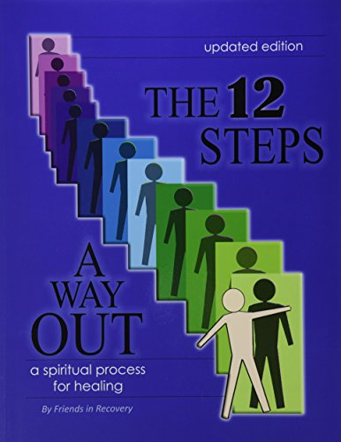 9780941405119: The 12 Steps : A Way Out : A Spiritual Process for Healing