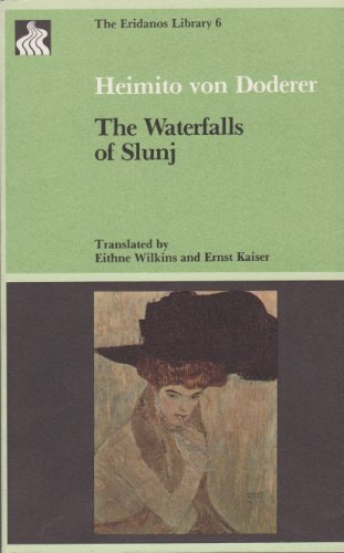 9780941419116: The Waterfalls of Slunj (Eridano's Library, 6)