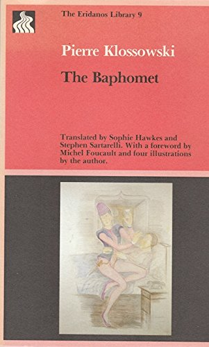 9780941419178: The Baphomet (Eridanos Library)