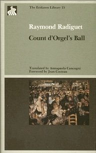 9780941419307: Count D'Orgel's Ball (Eridanos Library)