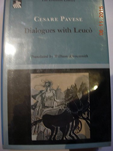 Dialogues with Leuco: Cesare Pavese