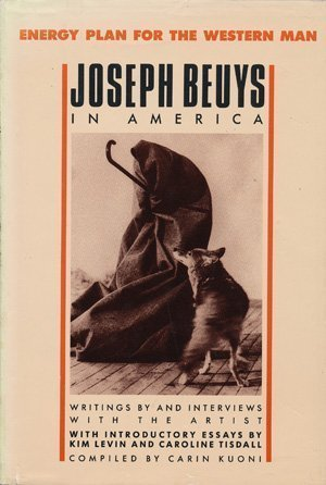 9780941423441: Energy Plan for the Western Man: Joseph Beuys in America : Writings by and Interviews With the Artist