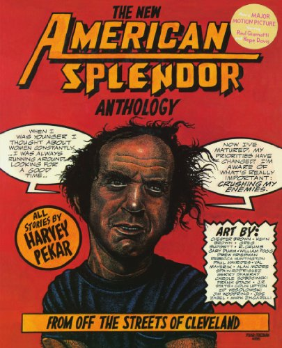 9780941423649: The New American Splendor Anthology: From Off the Streets of Cleveland