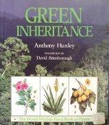 9780941423700: Green Inheritance: The World Wildlife Fund Book of Plants Revised Edition