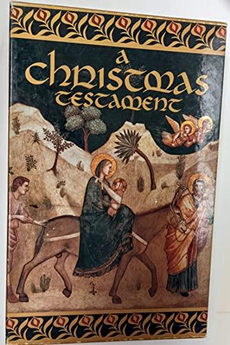 A CHRISTMAS TESTAMENT: Kopper, Philip & Mary C