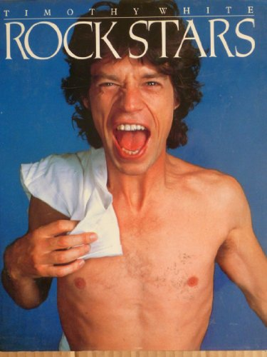 9780941434508: Rock Stars / Timothy White ; Designed by J. C. Suares