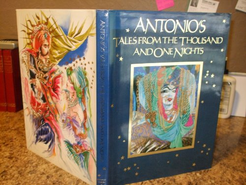 9780941434737: Antonios Tales from the Thousand and One Nights (English and Arabic Edition)
