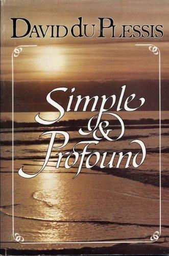 9780941478519: Simple & profound