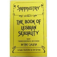 9780941483247: Sapphistory: The Book of Lesbian Sexuality