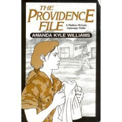 The Providence File: Williams, Amanda Kyle