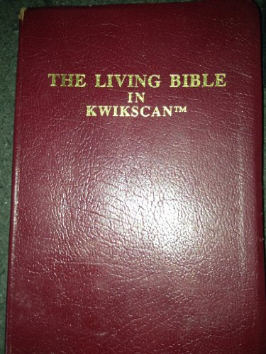 9780941485241: The Living Bible in Kwikscan