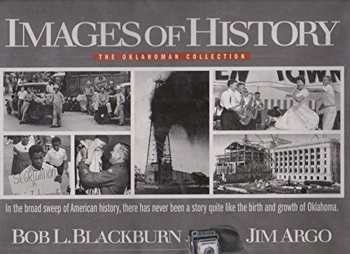 9780941498746: Images of History: The Oklahoman Collection