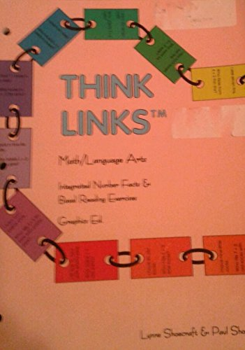 Think Links Math/Language Arts Integrated Number Facts & Basal Reading Exercises Graphics ...