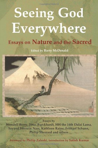 9780941532426: Seeing God Everywhere: Essays on Nature and the Sacred (Perennial Philosophy)
