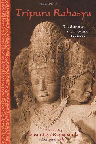 9780941532495: Tripura Rahasya: The Secret of the Supreme Goddess (Library of Perennial Philosophy)