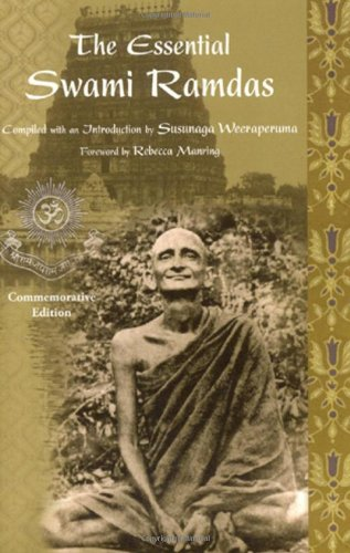 9780941532730: The Essential Swami Ramdas (Library of Perennial Philosophy)