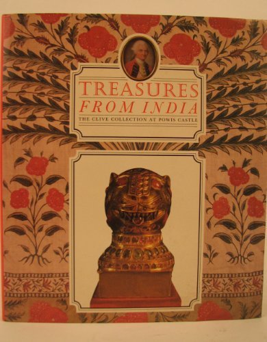 9780941533010: Treasures of India: The Clive Collection at Powis Castle