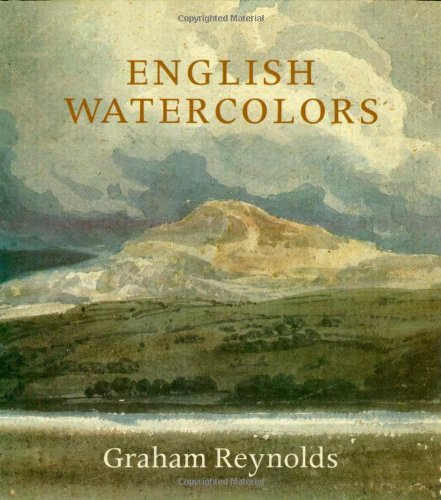 English Watercolors An Introduction.