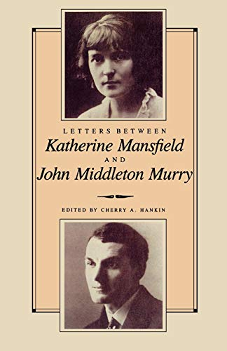 9780941533768: Letters Between Katherine Mansfield and John Middleton Murray