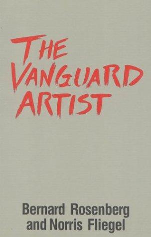 9780941533973: The Vanguard Artist