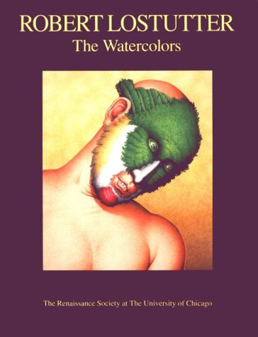 Robert Lostutter: The Watercolors: Adrian, Dennis (essay by)