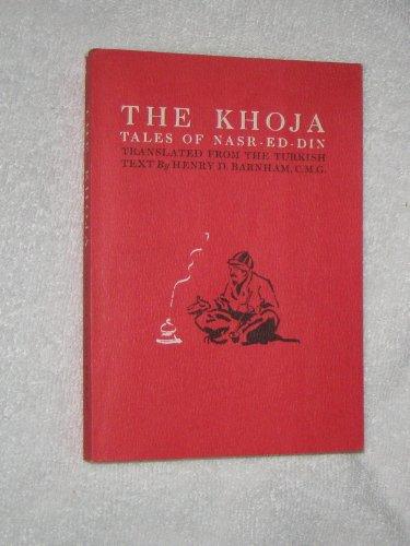 9780941567282: The Khoja Tales of Nasr-ed - Din