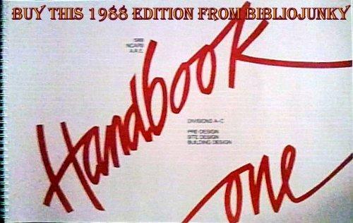 9780941575072: 1988 Ncarb A.R.E. Handbook