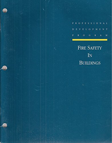 9780941575270: Fire Safety in Buildings