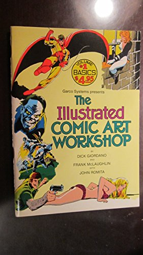 The Illustrated Comic Art Workshop: Dick with Frank