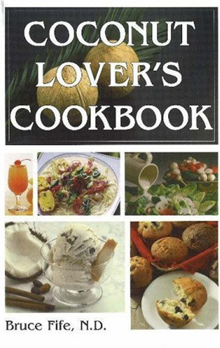 9780941599597: Coconut Lover's Cookbook