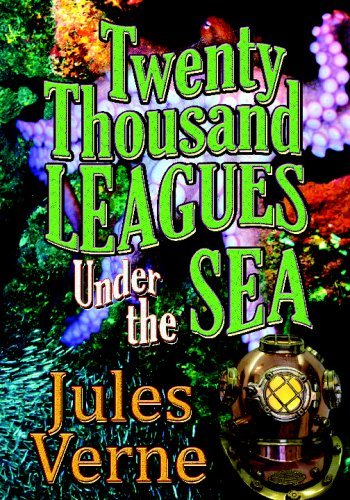 9780941599740: Twenty Thousand Leagues Under The Sea (Piccadilly Classics)