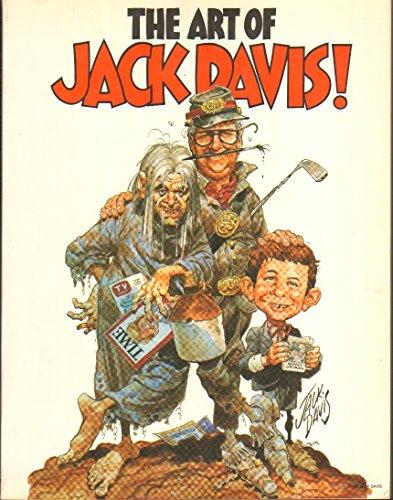 9780941613002: The Art of Jack Davis
