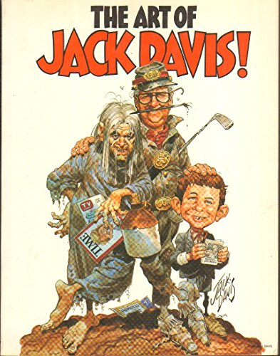 The Art of Jack Davis: Harrison, Hank