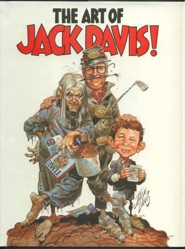 9780941613019: Art of Jack Davis