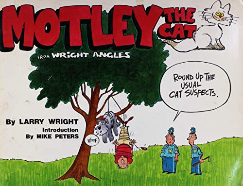9780941613095: Motley the Cat (Wright Angles)