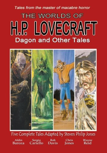 9780941613453: The Worlds of H.P. Lovecraft: Dagon and Other Tales